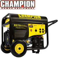 7500/9375 Watt Portable Gas Generator-CARB