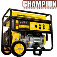 5500/6800 Watt Portable Gas Generator-CARB