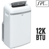 12,000BTU PAC COOL+HEAT
