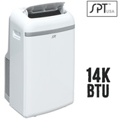 14,000BTU PAC COOL+HEAT