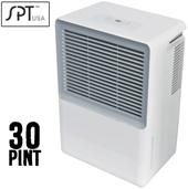 30-pint Dehumidifier with Energy Star