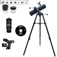 Tracker Reflector Telescope Kit - 640 x 102