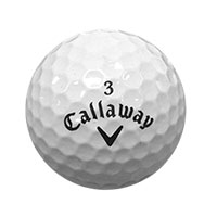 60 Pack Callaway Mixed Bag Golf Balls