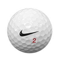 60 Pack Nike Mixed Bag Golf Balls