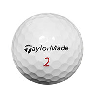 60 Pack TaylorMade Mixed Bag Golf Balls