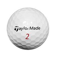 60 Pack TaylorMade Mixed Bag Golf Balls