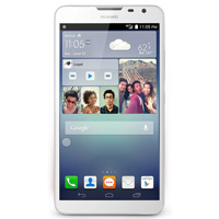 Huawei Ascend Mate 2 White GSM Unlocked Phone