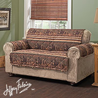 Loveseat Wild Horses Furniture Protector
