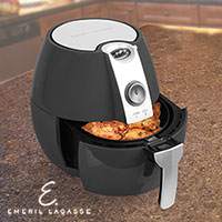 Emeril Air Fryer - Black