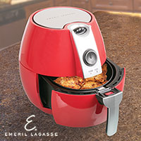 Emeril Air Fryer - Red