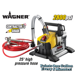 Wagner Pro-Coat Paint Sprayer  Model# 0515077T