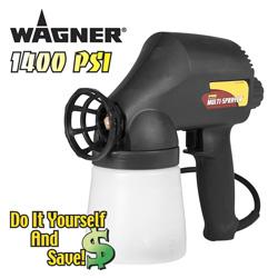 Wagner Multi-Sprayer  Model# 0500007A