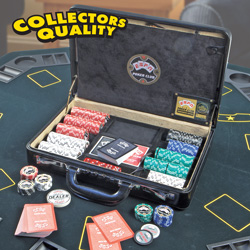 300-Pc. Champion Edition Poker Set&nbsp;&nbsp;Model#&nbsp;ESPN300PC