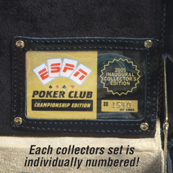 300-Pc. Champion Edition Poker Set  Model# ESPN300PC