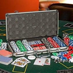 ESPN Poker Club Chip Set  Model# 5136903