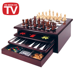15-in-1 Game Center  Model# 3722-15