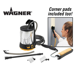 Wagner Quick-Touch Paint Roller  Model# 514011