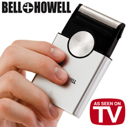 Bell And Howell Super Thin Shaver  Model# 7970MO