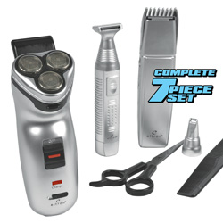 Complete Grooming Set&nbsp;&nbsp;Model#&nbsp;EL323