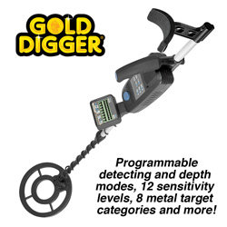 Advanced Metal Detector  Model# GC1019