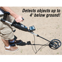 Advanced Metal Detector  Model# GC-1019