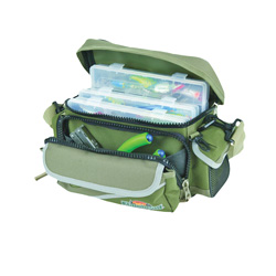 Flambeau Soft-Sided Tackle Box  Model# AZ3