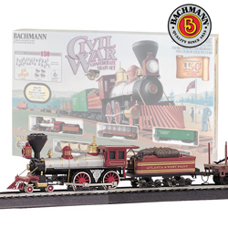 Confederate Train Set&nbsp;&nbsp;Model#&nbsp;00709