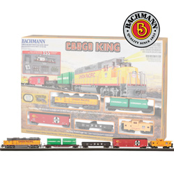 Cargo King Train Set  Model# INT