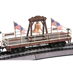 Liberty Bell Special Train Set  Model# 00711