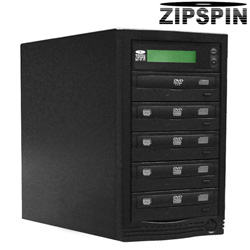 ZipSpin 4-1 Duplicator  Model# C4DVD-BLACK