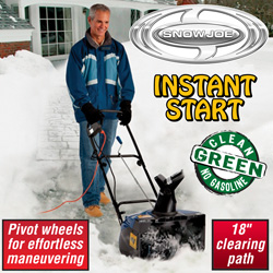 Snow Joe Electric Snow Blower  Model# 622U1
