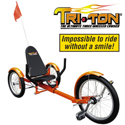Triton Pro Cruiser&nbsp;&nbsp;Model#&nbsp;TRI-501