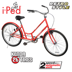 Auto Cruiser Bike&nbsp;&nbsp;Model#&nbsp;YTOZD02-H