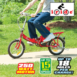 Electric Folding Bike II  Model# 1016C