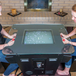 Tabletop Classic Arcade Game  Model# TABLETOP-BLACK