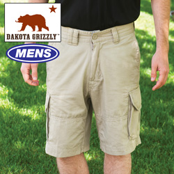 Dakota Grizzly Cargo Shorts  Model# 18903-020HL