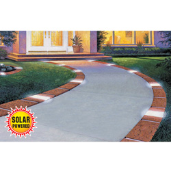 Solar Light Edging Pavers  Model# RG820