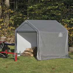 6x6 Shelter Logic Storage Shed  Model# 70401