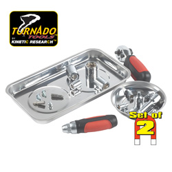 2-Piece Magnetic Tray Set  Model# 12SP-13