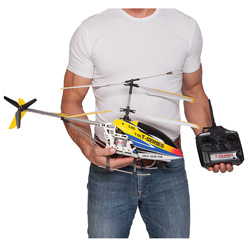 Thunderbird R/C Copter  Model# ODY-T655