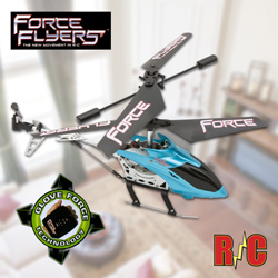 Force Flyer 3D Falcon R/C Helicopter  Model# 7-901/03