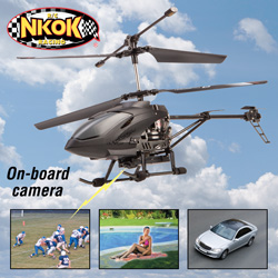 R/C Recon Helicopter with Cam&nbsp;&nbsp;Model#&nbsp;7412