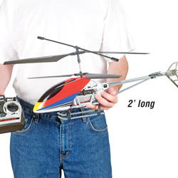 24in. Phoenix V2 R/C Helicopter  Model# ODY-340