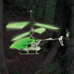 Glow-in-the-Dark Helicopter  Model# GRH-6/5536