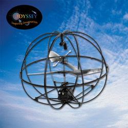 Odyssey Lily Ball UFO  Model# ODY-286