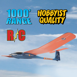 Giant Prowler R/C Glider&nbsp;&nbsp;Model#&nbsp;MTC9945