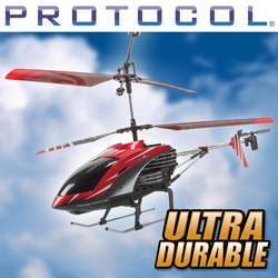 Protocol Tough Copter  Model# 6182-9U
