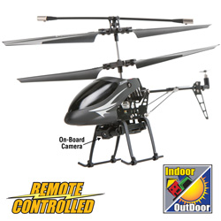R/C Helicopter with On-Board Camera  Model# CIS-528CIR