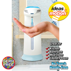 Hands-Free Soap Dispenser  Model# ASD-12/2266