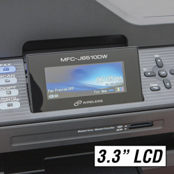 Brother All-In-One Printer  Model# MFCJ6510DW